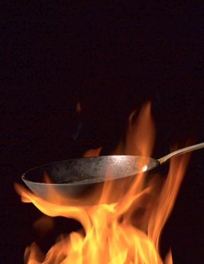 Firepan